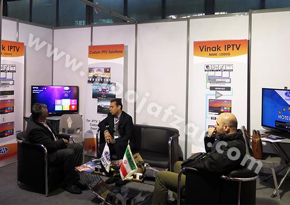 دومین نمایشگاه بین المللی خدمات و تجهیزات هتلداری تهران - بهمن 97