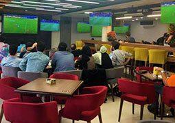 کافه فوتبال تهران