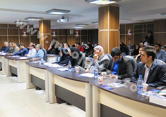 سمینار آموزشی در مرکز علمی کاربردی تلاشگران کاراد - اردیبهشت 96
