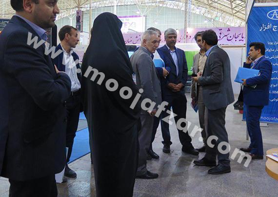 پنجمین نمایشگاه و جشنواره نوآوری و فناوری ربع رشیدی تبریز